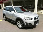 2013 Holden Captiva CG MY13 7 AWD CX Silver 6 Speed Sports Automatic Wagon Berwick Casey Area Preview