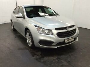 2015 Holden Cruze JH Series II MY15 Equipe Silver 6 Speed Sports Automatic Sedan Cardiff Lake Macquarie Area Preview