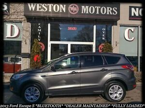 2013 Ford Escape S*FULLY LOADED*DEALER MAINTAINED*BUY HERE!!
