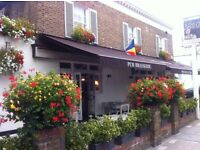 Chef de Partie required for a gastro pub in Teddington