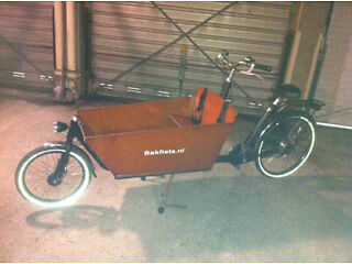 CARGO BIKE / CARGOBIKE / BAKFIETS FOR SALE