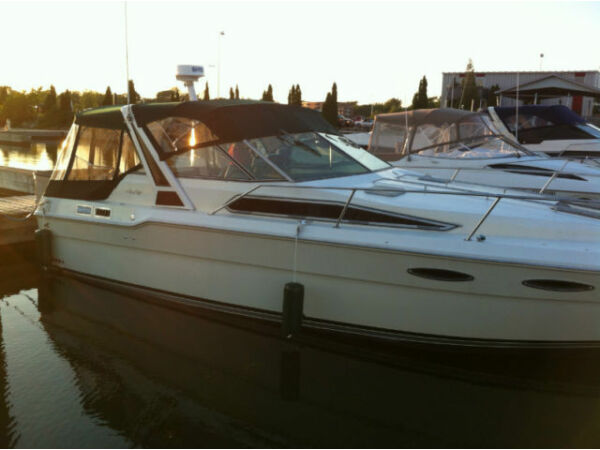Used 1988 Sea Ray Boats 300 Weekender