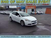 2013 DODGE DART LIMITED ~ Only 57000KM'S! EXCELLENT CONDITION!