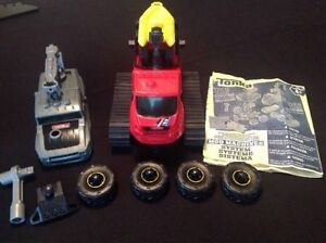 Tonka Mod Machines - build your own vehicles