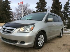 2005 Honda Odyssey, EX-PKG, 8/PASS, AUTO, LOADED, CLEAN!
