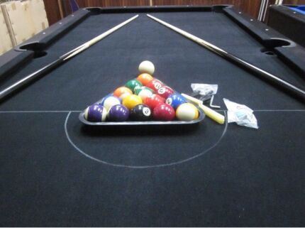 Discount Pool Table Sale AustraliaWide Other Business Services - How wide is a pool table