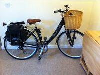 Practically New Women's Bicycle for Sale - £125 Claud Butler Islington