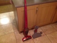 AEG 18 Volt Rechargeable Cordeless Vacuum Cleaner