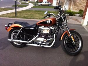 2008 Harley Davidson 105th Anniversary Edition XL Low