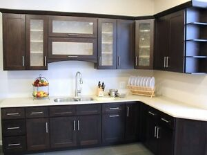EnjoyHome New Year SALES-100% Maple Cabinet Custom Made 50% OFF