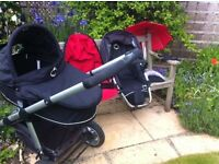 icandy apple Pram, Stroller and Accessories, Combe near Witney.