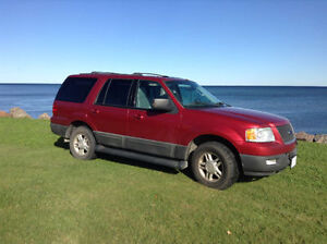2004 FORD EXPEDITION (TOP OF THE LINE)