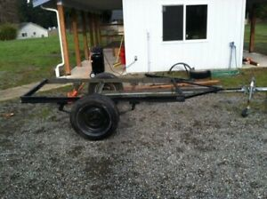 Wanted ! Old utility trailer!