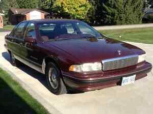 1991 Chevrolet Caprice Classic Sedan