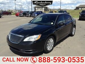 2013 Chrysler 200 LX SEDAN Bluetooth,