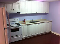 Two Bedroom Basement Apart $950/- for Rent available from July 1