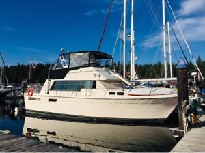1979 Bayliner Bodega Boat 40 Ft