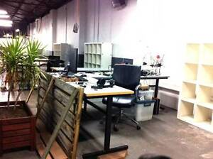 5-100sqm space + Hot desks & Workbenches available now Petersham Marrickville Area Preview