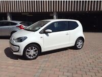 Volkswagen UP - Excellent condition (like new) and very low mileage - Viewing recommended