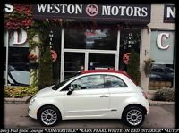 2013 Fiat 500 Lounge*CONVERTIBLE*BUY HERE-PAY HERE!