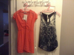 New and Gently Used clothing and Accessories