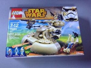 LEGO STAR WARS AAT 75080 *** BRAND NEW NEVER OPENED !!!