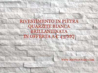 pannelli finta pietra leroy merlin : RIVESTIMENTI IN PIETRA VERA NATURALE QUARZITE BIANCA From Arluno ...