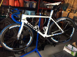 velo giant tcr sl0 advance