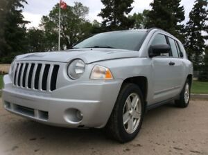 2009 Jeep Compass, Sport-PKG, 5/SPD, 4X4, Financing Available
