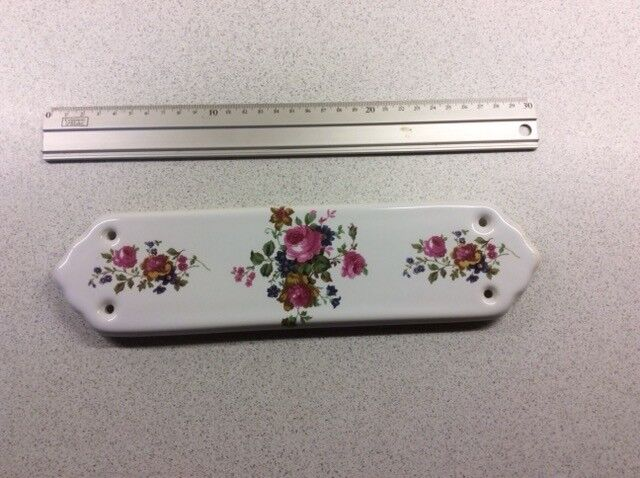 Ceramic Finger Plate for Door