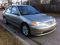 2003 Honda Civic Sedan Certified And Etested