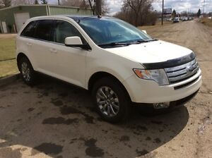 2008 Ford Edge, LIMITED, AUTO, AWD, LEATHER, ROOF, $9,500 Edmonton Edmonton Area image 3