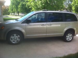 2009 Dodge Caravan, Wheel Chair Van