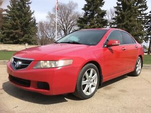 2004 Acura TSX, AUTO, LEATHER, ROOF, $4,000