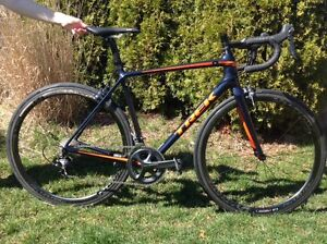 New - Trek Edmonda SL6 Pro - 56cm, Carbon wheelset - $4000