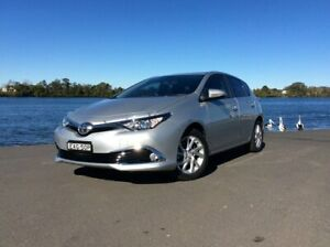 2016 Toyota Corolla ZRE182R MY15 Ascent Sport 7 Speed CVT Auto Sequential Hatchback Taree Greater Taree Area Preview