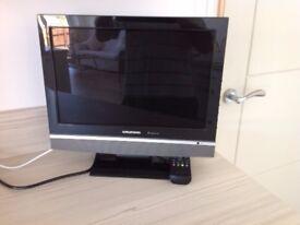 Grundig Portable Television