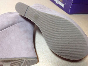 **NEW IN BOX** Madden Girl taupe open toe platform / wedges Cambridge Kitchener Area image 7