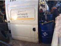 Ldv maxus van side loading door