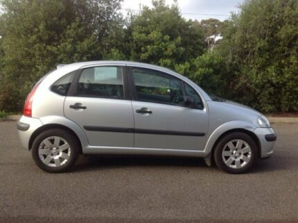 2004 Citroen C3 Panoramique Silver 4 Speed Automatic Hatchback