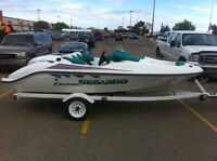 SeaDoo Challenger with fresh motor & impellor