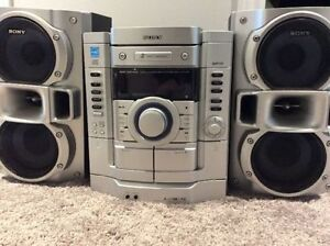 Sony Stereo & Speakers/Subwoofer/remote Kitchener / Waterloo Kitchener Area image 1