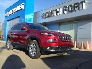 2014 Jeep Cherokee V6 LIMITED