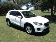 2012 Mazda CX-5 KE1021 Maxx SKYACTIV-Drive AWD Sport White 6 Speed Sports Automatic Wagon East Maitland Maitland Area Preview