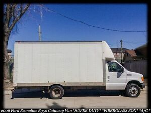 2006 Ford Econoline E350*SUPER DUTY*SOLD AS IS*SHELVING*