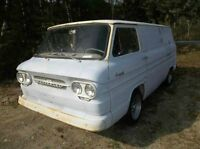 1963 Corvair Panel Van