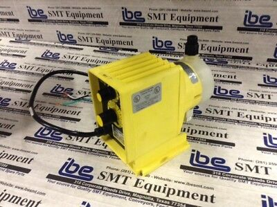 Lmi Milton Roy Solvent Pump - 1005671-01 - P051-95t Wwarranty