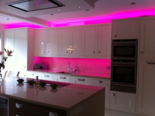 5m mood lighting led under bed settee bedroom ideas living room lights strip ebay for Mood lighting ideas living room