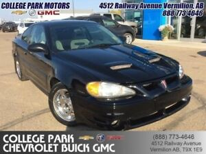 2005 Pontiac Grand Am GT Coupe, Auto Sask registered