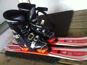 FIREFLY SNOW-SKATES & WOMENS 9 BOOTS